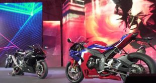 Honda Officially Launches the CBR1000RR-R Fireblade, Born to Race