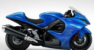 The Fastest Eagle from Suzuki: Hayabusa 2021, Passing Euro5 and Kubication 1500 cc?